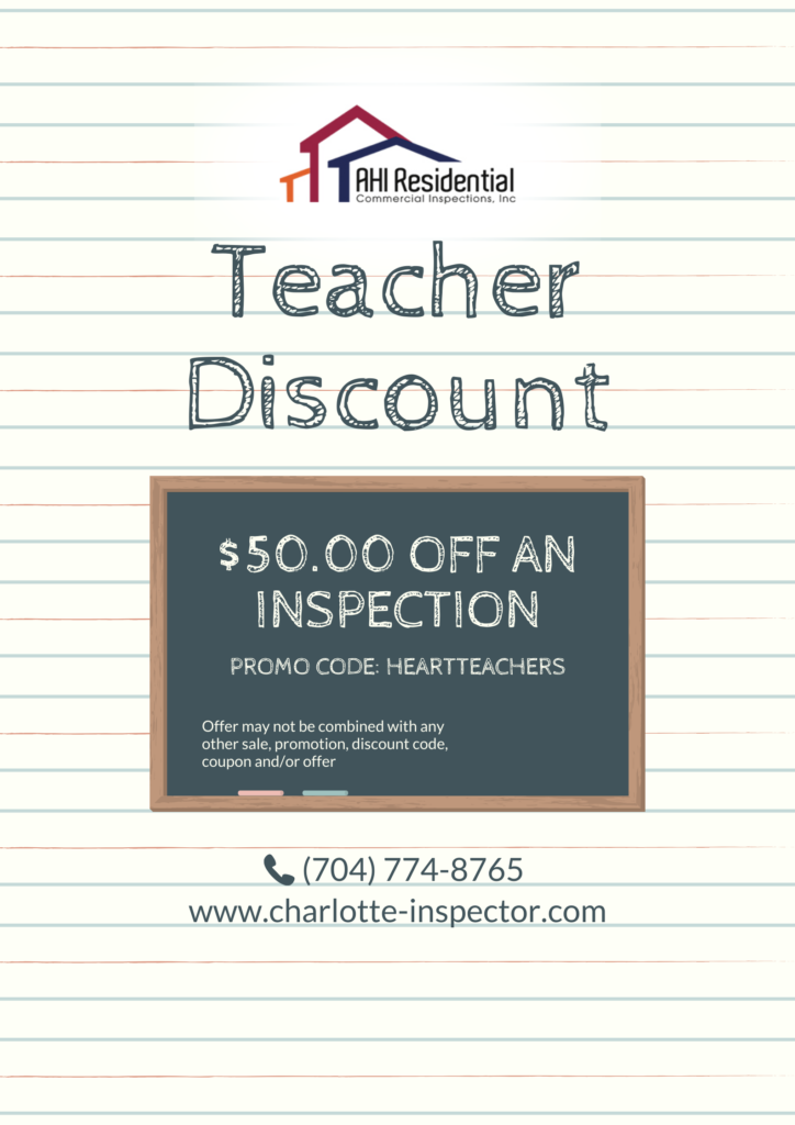 teacher's discount