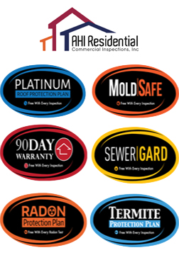 AHI Residential & Commercial Inspections, Inc Protection Plans