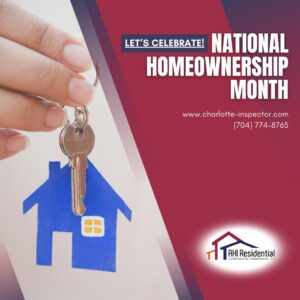Let's Celebrate! National Homeownership Month